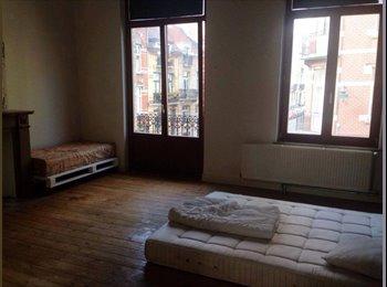 Appartager BE - recherche colocataire chambre disponible 07/12 - le Quartier Européen (Léopold, Schuman), Bruxelles-Brussel - €506