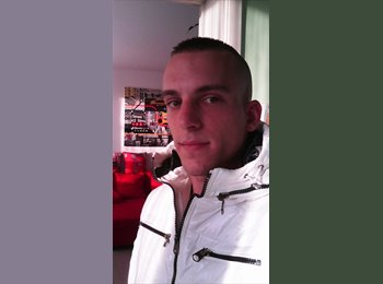 Appartager BE - jimmy - 25 - Charleroi