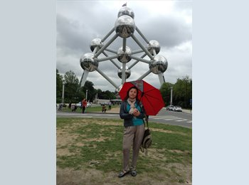 Appartager BE - Natalia  - 42 - Bruxelles-Brussel