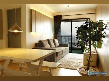 EasyQuarto BR - Aqui a casa é SUA - Alto padrao - Zona oeste - Lapa, São Paulo capital - R$1500