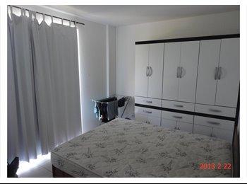 EasyQuarto BR - SUITE NA BARRA DA TIJUCA - Barra da Tijuca, Rio de Janeiro (Capital) - R$1200