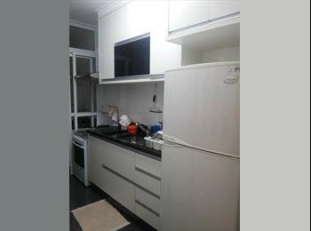 EasyQuarto BR - Tenho quarto disponível em Alphaville! - Barueri, RM - Grande São Paulo - R$1400