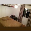 EasyQuarto BR ROOM DOUBLE BED (cama casal) furnished(mobiliado) itaim bibi best location - Itaim Bibi, São Paulo capital - R$ 1400 por Mês - Foto 1