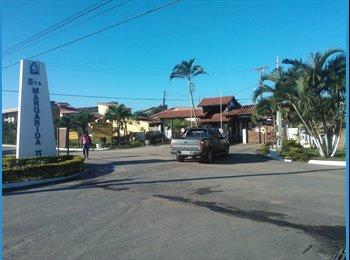 EasyQuarto BR - Linda Suíte independente dentro Cond. Fechado, C.F - Aquarius, Região dos Lagos - R$1000