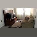 EasyQuarto BR Divido Apartamento Amplo - Feminino - São Bernardo do Campo, RM - Grande São Paulo - R$ 650 por Mês - Foto 1