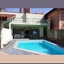 EasyQuarto BR Vaga em república. Condomínio de ALTO PADRÃO - São José dos Campos, São José dos Campos - R$ 1100 por Mês - Foto 1
