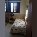 EasyQuarto BR Quarto completo de casa em condomínio fechado !!! - Sorocaba - R$ 650 por Mês - Foto 1