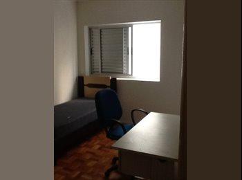 EasyQuarto BR - Divido apartamento - Jardim Paulista, São Paulo capital - R$1700