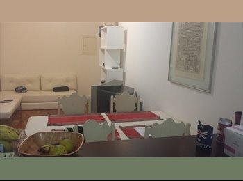 EasyQuarto BR - quarto individual disponível para Menina - Pinheiros, São Paulo capital - R$1200