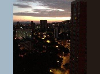 EasyQuarto BR - Anúncio de vaga (1 quarto) - Centros, Belo Horizonte - R$800