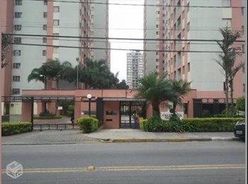 EasyQuarto BR - Suíte Individual Morumbi - Morumbi, São Paulo capital - R$800