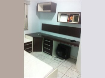 EasyQuarto BR - Vaga disponivel para dividir apartamento mobiliado - Sorocaba, Sorocaba - R$550
