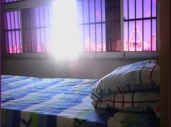EasyQuarto BR - quarto em apartamento para locação no centro de Fo - Outros, Fortaleza - R$450
