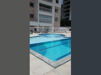EasyQuarto BR - Apartamento Morumbi 2dorms 1suite 2 vagas - Morumbi, São Paulo capital - R$1900