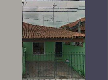 EasyQuarto BR - Casa mobiliada com quartos disponiveis para Homens - Sorocaba, Sorocaba - R$550
