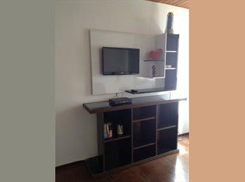 EasyQuarto BR - Pinheiros 1 dormitório para casal ou 2 pessoas - Pinheiros, São Paulo capital - R$2100