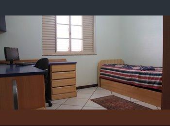 EasyQuarto BR - Pensão Estudantil. - Ribeirão Preto, Ribeirão Preto - R$1450