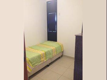 EasyQuarto BR - Quarto de Solteiro - Abelardo Bueno Barra - Rio de Janeiro (Capital), Rio de Janeiro (Capital) - R$1500