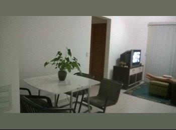 EasyQuarto BR - Dividir Apartamento Meninas/ Mulheres, Vila Adyana - São José dos Campos, São José dos Campos - R$500
