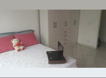 EasyQuarto BR - Suite na Praia da Barra da Tijuca - Rio de Janeiro (Capital), Rio de Janeiro (Capital) - R$2000