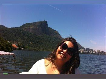 EasyQuarto BR - Carolina  - 28 - Rio de Janeiro (Capital)