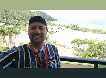 EasyQuarto BR - Henrique - 29 - Curitiba