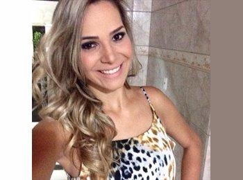 EasyQuarto BR - Mayara Vieira - 22 - São Paulo capital