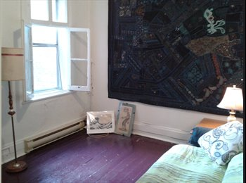 EasyRoommate CA - A roommate, now! - Mercier - Hochelaga - Maisonneuve, Montréal - $600