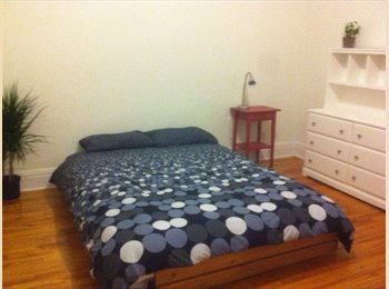 EasyRoommate CA - Spacious furnish room - Mercier - Hochelaga - Maisonneuve, Montréal - $550