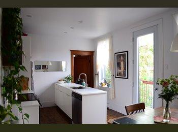 EasyRoommate CA - Room to rent - Plateau - Park Lafontaine - Le Plateau-Mont-Royal, Montréal - $700