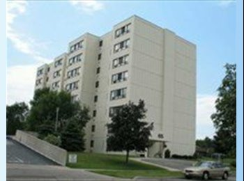 EasyRoommate CA - $500 ALL-INCLUSIVE Apartment Available January 1 - Kitchener, South West Ontario - $500