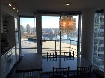 EasyRoommate CA - $700 Den available in Spectrum Towers - Downtown, Vancouver - $700
