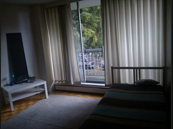 EasyRoommate CA - Live in Downtown Vancouver for 625$ (Broughton) - West End, Vancouver - $625
