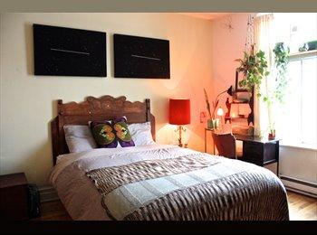 EasyRoommate CA - Chambre spacieuse & lumineuse, Petite Italie, 550$ - Rosemont - La Petite-Patrie, Montréal - $550