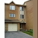 EasyRoommate CA Barrhaven All Inclusive Rooms in a Townhouse - Western Suburbs, Ottawa - $ 400 per Month(s) - Image 1