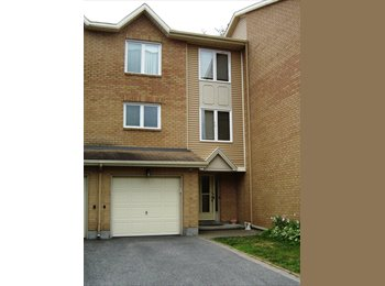 EasyRoommate CA - Barrhaven All Inclusive Rooms in a Townhouse - Western Suburbs, Ottawa - $400