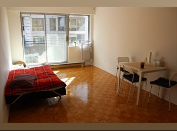EasyRoommate CA - $600 Roommate needed Peel Plaza, McGill,Concordia - Centre Ville, Montréal - $600
