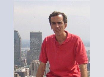 EasyRoommate CA - Claudio - 54 - Montréal
