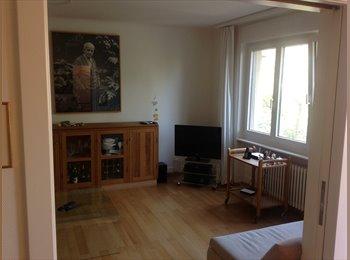 EasyWG CH - Apartment share in Zürich Seefeld, 110m2/CHF1'400 - Riesbach - 8. Bezirk, Zürich / Zurich - CHF1400