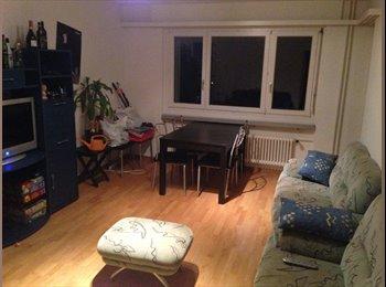 EasyWG CH - Zimmer in 3er WG nahe Zürich, NB inklusive - Dietikon, Zürich / Zurich - CHF530