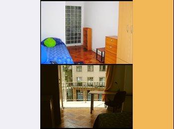 CompartoDepto CL - Pieza simple en pleno centro - Santiago Centro, Santiago de Chile - CH$*