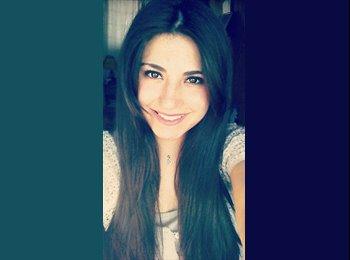 CompartoDepto CL - Daniela  - 22 - Santiago de Chile