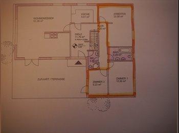 EasyWG DE - 3 Zi mit eig. Bad in großem Haus zu vermieten - St. Magnus, Bremen - €415