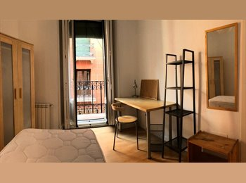 EasyPiso ES - COMFORT ROOMS IN SAN BERNARDO – MADRID - Moncloa, Madrid - €430