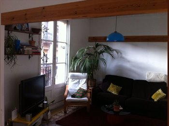 EasyPiso ES - RENT DOUBLE ROOM WITH BALCONY CENTER BARCELONA - Ciutat Vella, Barcelona - €480