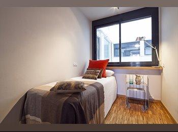EasyPiso ES - Habitación en un magnífico apartamento - Sarrià-Sant Gervasi, Barcelona - €600