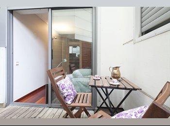 EasyPiso ES - Habitación en apartamento exclusivo - Sarrià-Sant Gervasi, Barcelona - €850