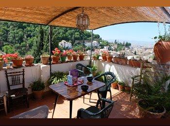 EasyPiso ES - Habitación en el Albaicín - Albaicín - Realejo, Granada - €390