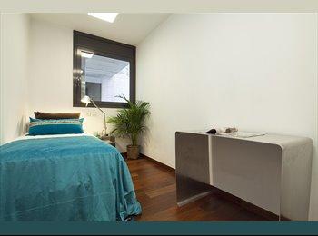 EasyPiso ES - Habitación en moderno apartamento, Barcelona - Sarrià-Sant Gervasi, Barcelona - €600