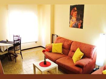 EasyPiso ES - Habitaciones en céntrico piso junto a P. Sagasta - Universidad San Francisco, Zaragoza - €160